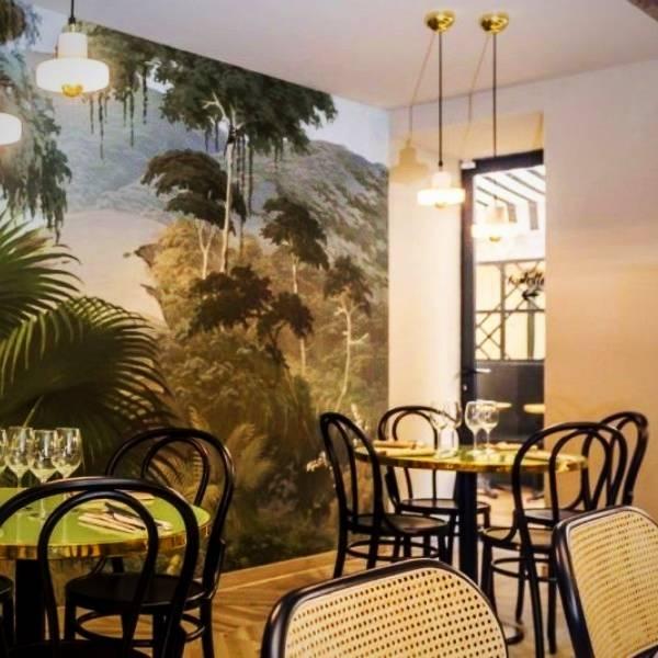 Le Restaurant - Edusa - Nice